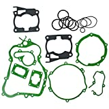 Completed Mechanism Gasket Kit Set For Yamaha YZ125 YZ 125 2005-2010 2006 2007 2008