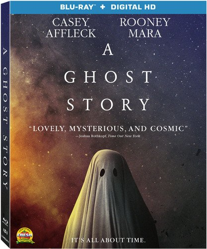 Blu-ray : A Ghost Story (Widescreen, , Digital Theater System, AC-3, Digitally Mastered in HD)