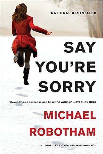 Say Youre Sorry (Joseph OLoughlin): Amazon.es: Michael Robotham: Libros en idiomas extranjeros