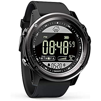 Amazon.com: LOKMAT Sports Digital Smart Watch - Women Men ...