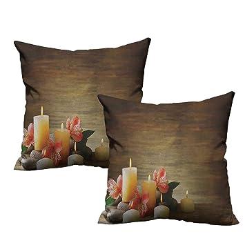 Amazon.com: RuppertTextile - Funda de almohada, diseño de ...