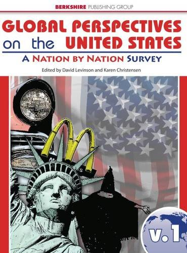 Global Perspectives on the United States: A Nation by Nation Survey (2 Volume Set)