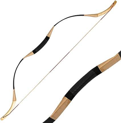 "Archery Recurve Bow 53/"" 30+lb Indian Horse Bow Excellent  Horse Bow"