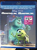 Monsters, Inc. Collector's Editon (2001, Blu-Ray) Walt Disney Animation, Classic, Cartoon, Family