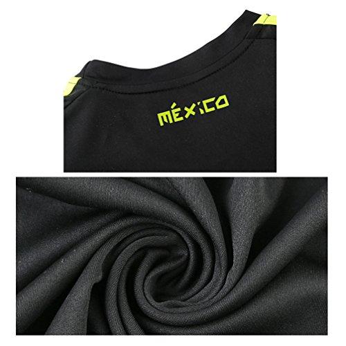 f15086f11 2015 16 Mexico Black (Home)  14 Chicharito Javier Hernandez Football Soccer  Kids