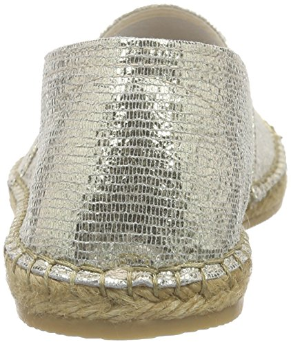Macarena Galaxy/Ohio Damen Espadrilles Gold (ORO/ORO)
