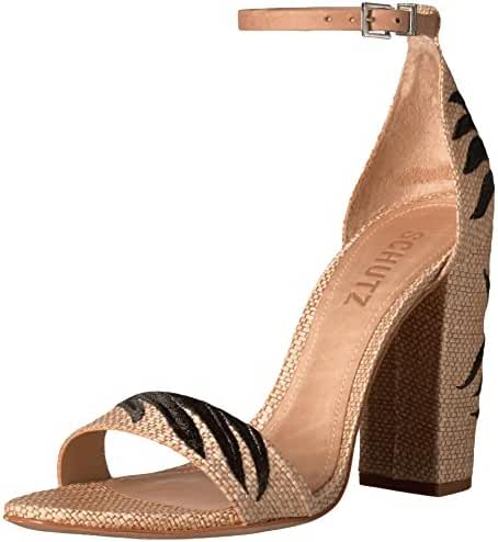 Schutz Women's Carolaine Heeled Sandal