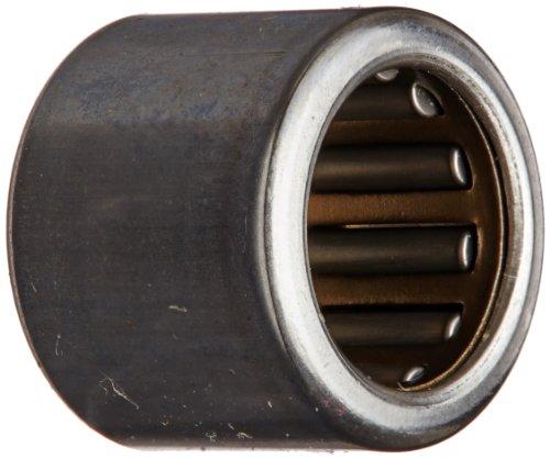 Koyo BK0810A Needle Roller Bearingd Drawn Cup, Closed End, Open, Steel Cage, Metric, 8mm ID, 12mm OD, 10mm Width