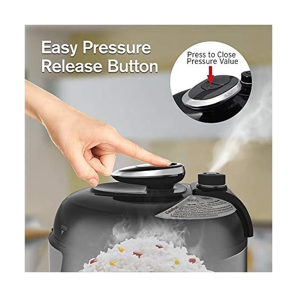 COSORI C3120-PC Pressure cooker, 2Quart 6