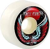 Powell Peralta Bomber III Natural Skateboard Wheels - 60mm 85a (Set of 4)