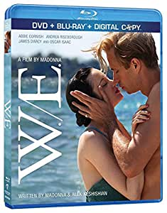 NEW Cornish/riseborough - W.e. (Blu-ray)