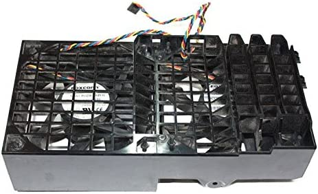 HW856 Dell T5500 Dual Fan Assembly 0HW856