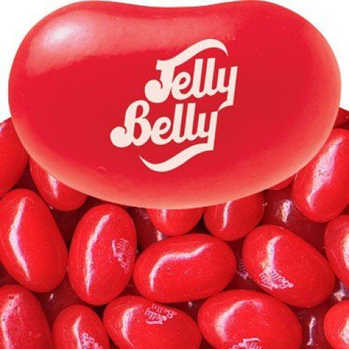 FirstChoiceCandy Jelly Belly Very Cherry Jelly Beans 2 Pound