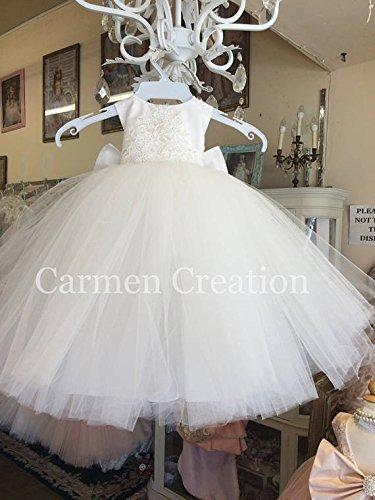 Mini Bride Flower Girl Dress 1000NB
