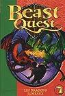 Beast Quest, tome 7 : Les dragons jumeaux par Blade