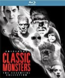 Universal Classic Monsters: The Ess