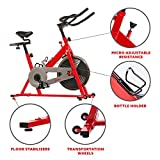 Sunny Health & Fitness Spin Bike Indoor Cycling