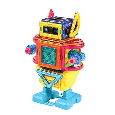 Magformers Hi Tech Walking Robot Set 45 Pieces