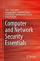Computer and Network Security Essentials Front Cover