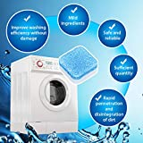 30 Pieces Solid Washing Machine Cleaner