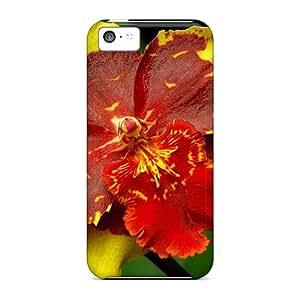 Cute High Quality Iphone 5c Multi Colour Flower Case