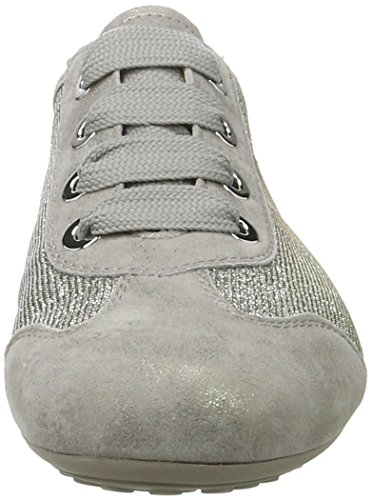 Semler Nele, Zapatillas de Cordones para Mujer Beige (Panna)