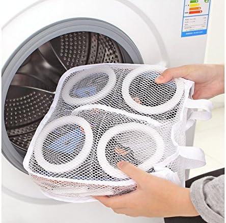 4368 Bolsa para insertar zapatos y poder lavarlos en lavadora 28.4 ...