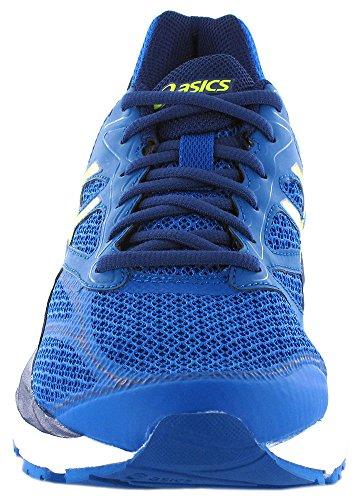 Asics Herren Gel-Pulse 8-t6e1n Laufschuhe thunder blue-safety yellow-indigo blue