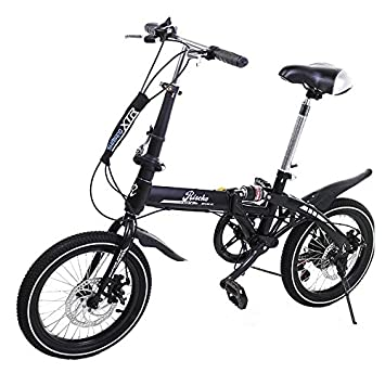 Riscko Super Bike Bicicleta Plegable Unisex DE 16 ...