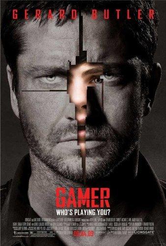 (Gamer POSTER Movie (27 x 40 Inches - 69cm x 102cm) (2009))
