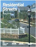 img - for Residential Streets book / textbook / text book