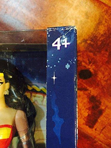"51ToniAZFkL Justice League JLA Unlimited 10"" Wonder Woman Action Figure"