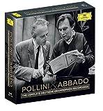 Pollini & Abbado - The Complete Recordings on Deutsche Grammophon [8 CD]