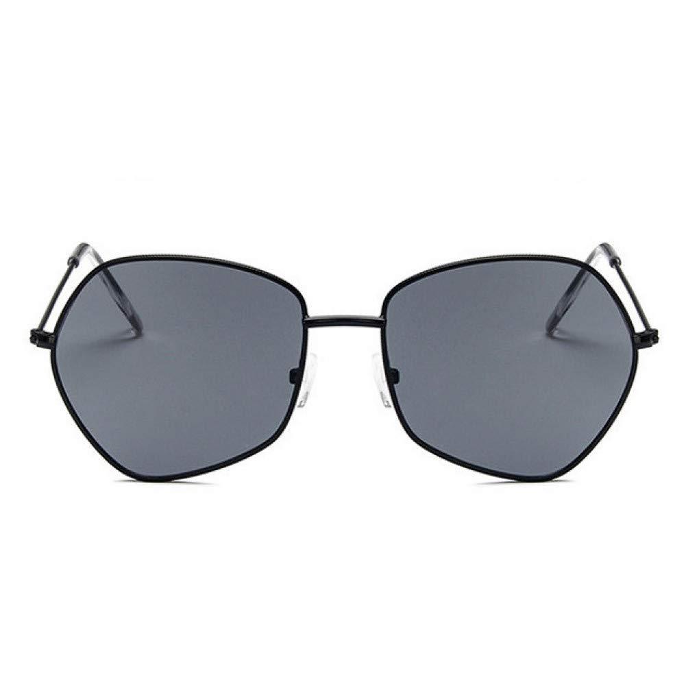 Chudanba Gafas de Sol Gafas de Sol para Mujer Sin Montura de ...