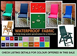 Tela impermeable Zippy alta dekowunder BEIGE - sillón amortiguador espalda - hogar y muebles de jardín