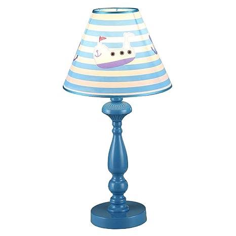 Lámpara de mesa de tela modernos manualidades Niños ...