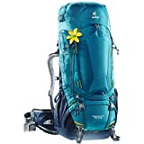 DEUTER Women's Aircontact Pro 65+15 SL Backpack Emerald Green One Size