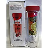 Flavorit Glass Water Bottle 20 oz