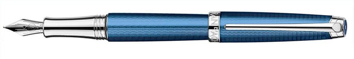 カランダッシュ 万年筆 B 太字 レマン 4799-780 スカーレットレッド 両用式 正規輸入品 B00PWDB4Q4 スカーレットレッド