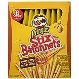 Pringles Stix Honey Butter Flavor 8x15.1 Gram, 120 Gram