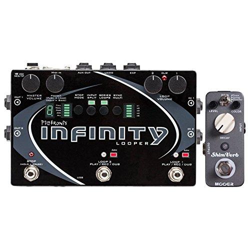 Pigtronix SPL Infinity Looper Effects