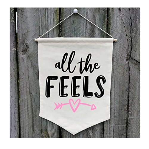 All The Feels Wall Banner - Customize WB72
