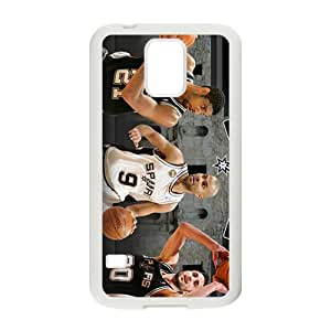Happy Basketball Star Fashion Comstom Plastic case cover For Samsung Galaxy S5