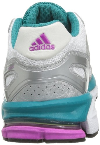 Blast White Blanc Running Night Femme Met Adidas Ftw 22 Weiß De Chaussures F13 Emerald Cushion W F13 running Response qPAx4wa