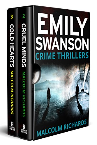 Emily Swanson Series: Books 2&3 (Emily Swanson Felony Thriller Boxset)