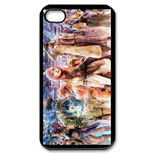 iPhone 4,4S Final Fantasy pattern design Phone Case HFF1213015