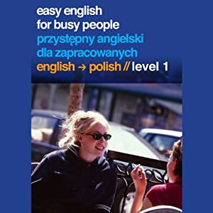 Easy English for Busy People Audiobook