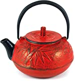 Old Dutch Purity Teapot - Red