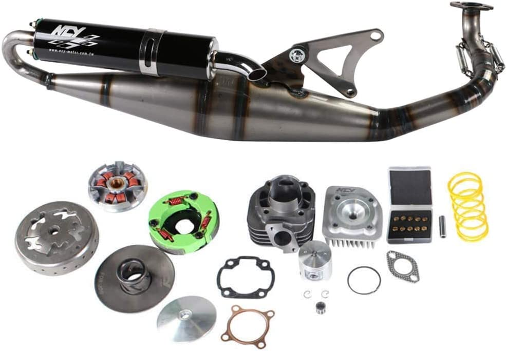 Yamaha Zuma 50 2t Stage 2 Performance Kit;