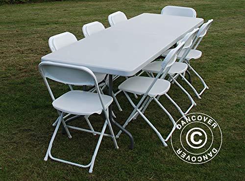 Pro242cm8 Forfait1 Pliante Dancover Table Parti rxoCBdeW